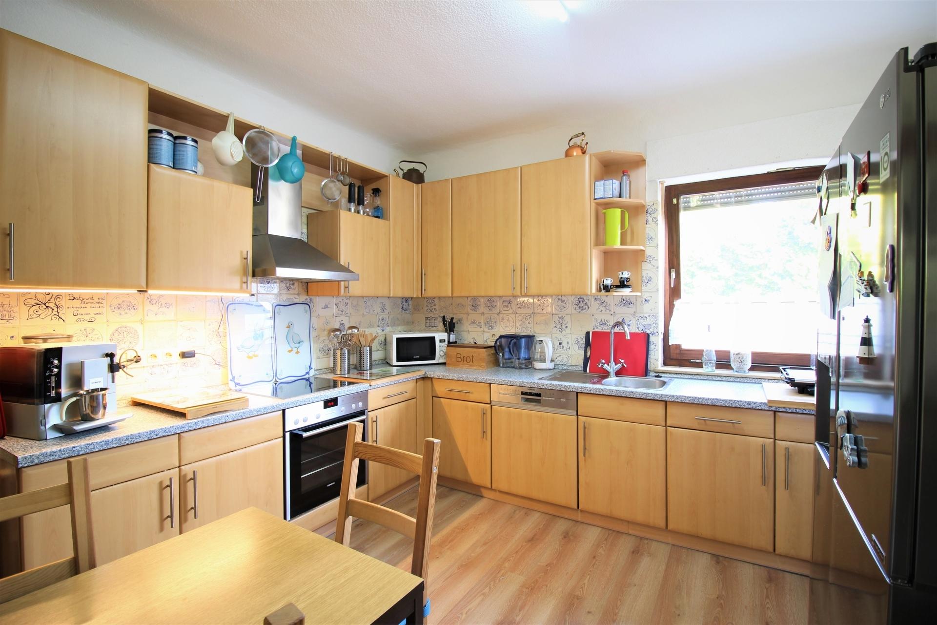 Küche 3,85 m x 3,59