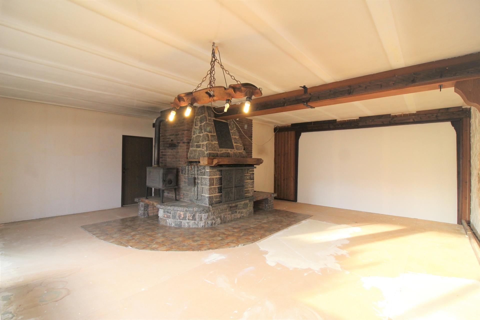 Wohnzimmer 5,00 m x 6,60 m