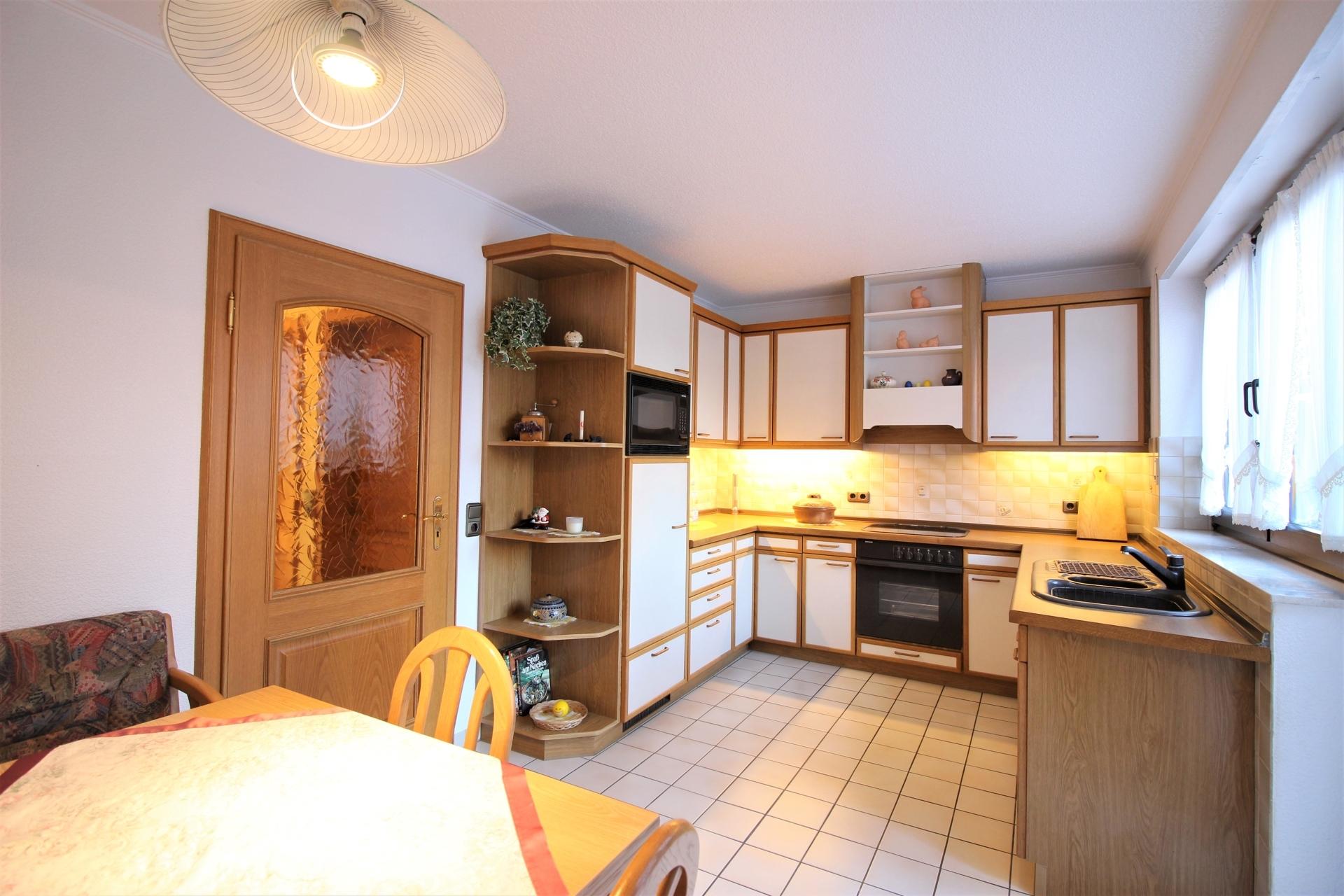 Küche 4,91 m x 2,82 m
