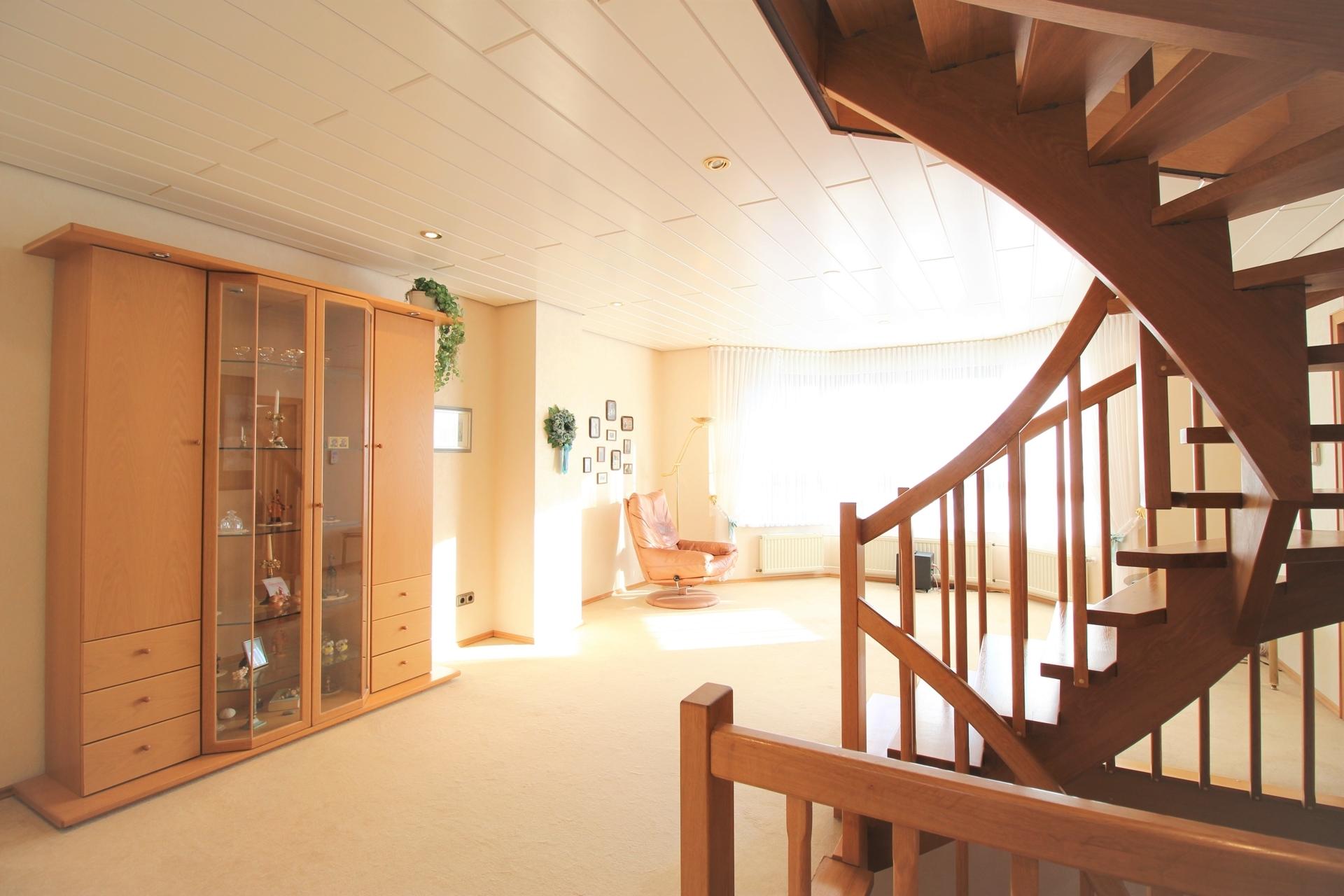 Wohnraum 4,91 m x 4,93 m