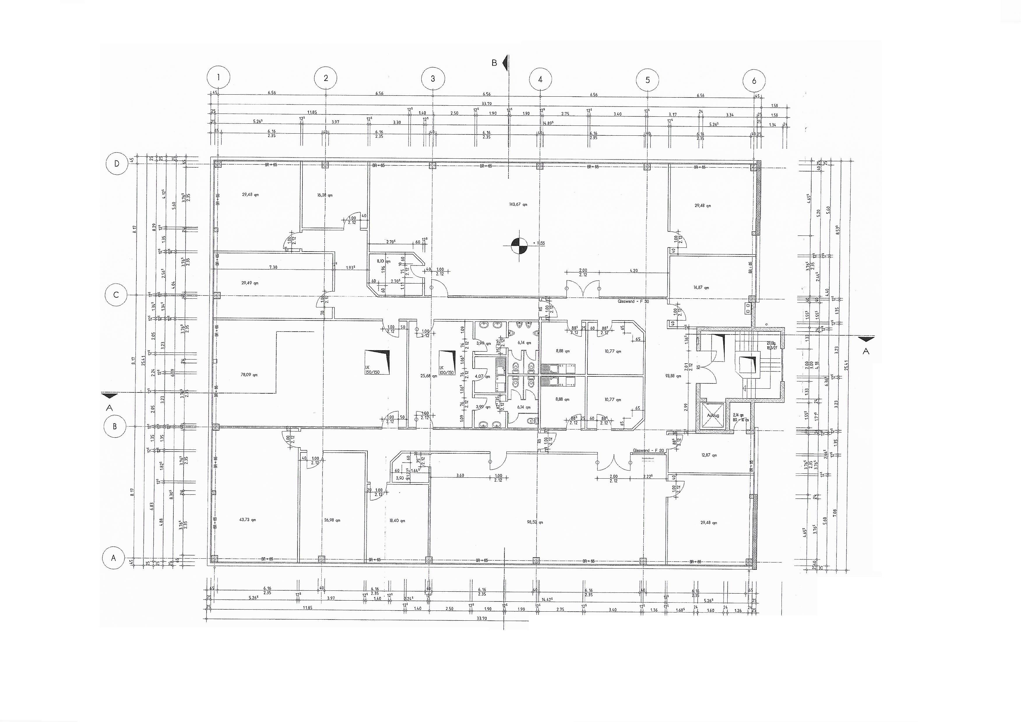 Rotter Bruch Etage komplett