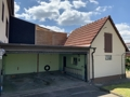 Garage und Gerätehaus
