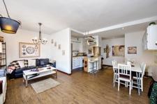 offener Wohn- und Essbereich mit Küche Puerto de Andratx