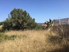 Meerblick Grundstück in Paguera