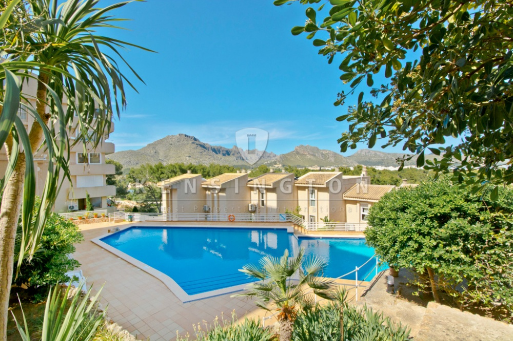 Well priced 2 bedroom apartment in Puerto Pollensa