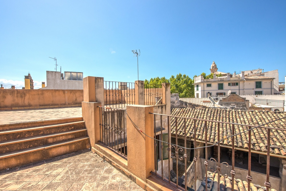 Authentic townhouse in the old town of Palma de Mallorca