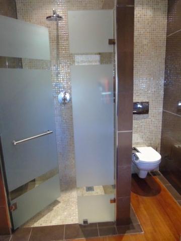master 2 dusch area