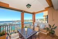 1 Penthouse with sea view in Port Adriano