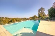 Meerblick Pool in Puerto Portals  Villa