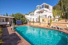 Grosse Ferienvilla mit Pool zum Kauf Puerto de Andratx
