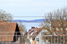 Terrasse mit Blick auf den Untersee