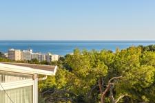 Views from villa in Costa den Blanes over Puerto Portals
