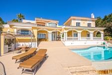 Luxus Villa mit Meerblick in Port Andratx Mallorca