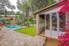 Wintergarten and Pool Villa Cas Catala Mallorca zu verkaufen
