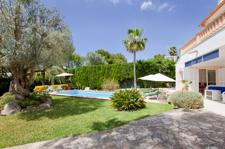 Villa in Bonaire alcudia zu verkaufen