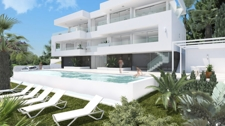 Moderne Villa mit Meerblick in Palmanova Mallorca zum Verkauf
