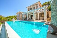 Traumhafte Meerblick Villa Camp de Mar