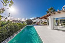 Moderne Meerblick Villa am Club de Vela Port Andratx