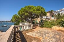 Ansicht Villa in 1. Meerslinien Port Andratx