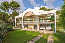 Schöne Villa in Costa d'en Blanes zum Verkauf