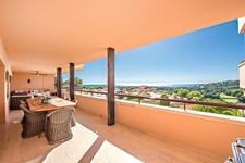 Meerblick Terrasse in Bendinat Mallorca
