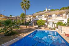 Mallorca Villa Pool Paguera Garten pool piscina swimming pool schwimmbad