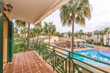 Apartment Mallorca Majorca Santa Ponsa Pool Terrasse terrace terraza Pool piscina swimming pool Ausblick Aussicht Views vistas
