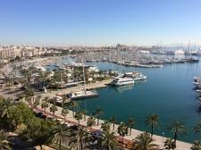 Apartment in bester Lage von Palma mit Blick auf den Hafen zu verkaufen