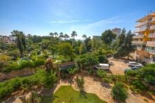 Unglaubliche Meerblicke Apartment mit Garten in Palmanova Mallorca zu verkaufen