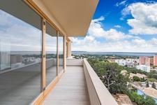 schönes penthouse in palma mit meerblick zu verkaufen