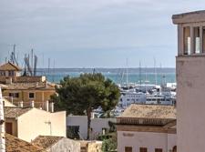 Penthouse mit Meerblick-Terrassen in Santa Catalina, Palma de Mallorca zu verkaufen