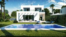Neu konstruierte Häuser zu verkaufen nahe des Es Trenc, Mallorca
