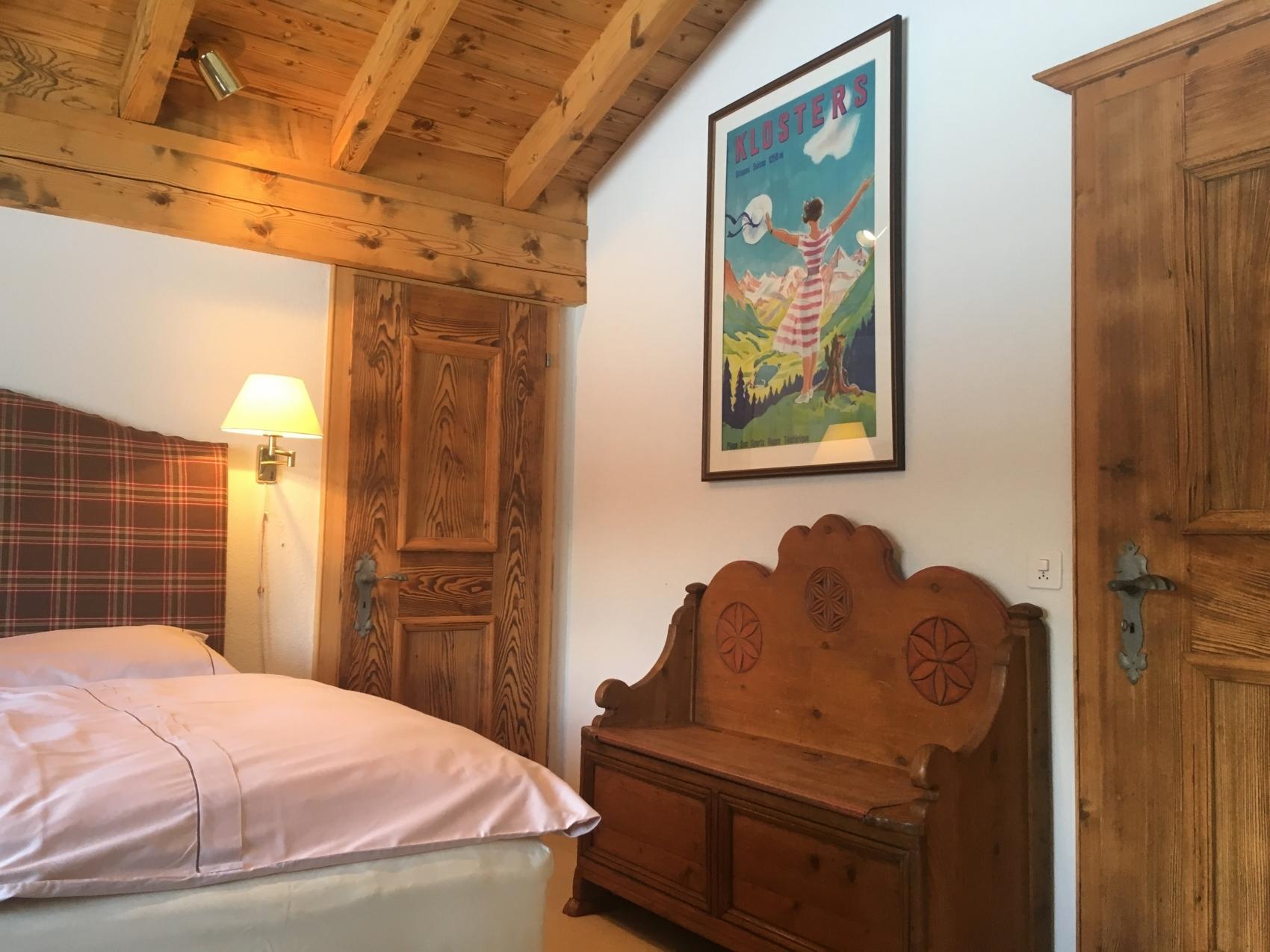 Gäste mit en-suite Bad