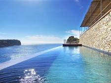 Infinity Pool Luxus Villa Mallorca
