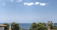 Baugrundstück mit Meerblick in Costa den Blanes zu verkaufen