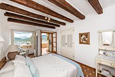Schlafzimmer mit Terrasse Port Andratx