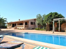 Mediterrean finca with pool