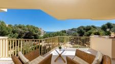 Apartment mit Meerblick in Cala Vinyas zu Verkaufen in Mallorca