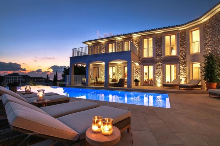 Sea view villa Andratx