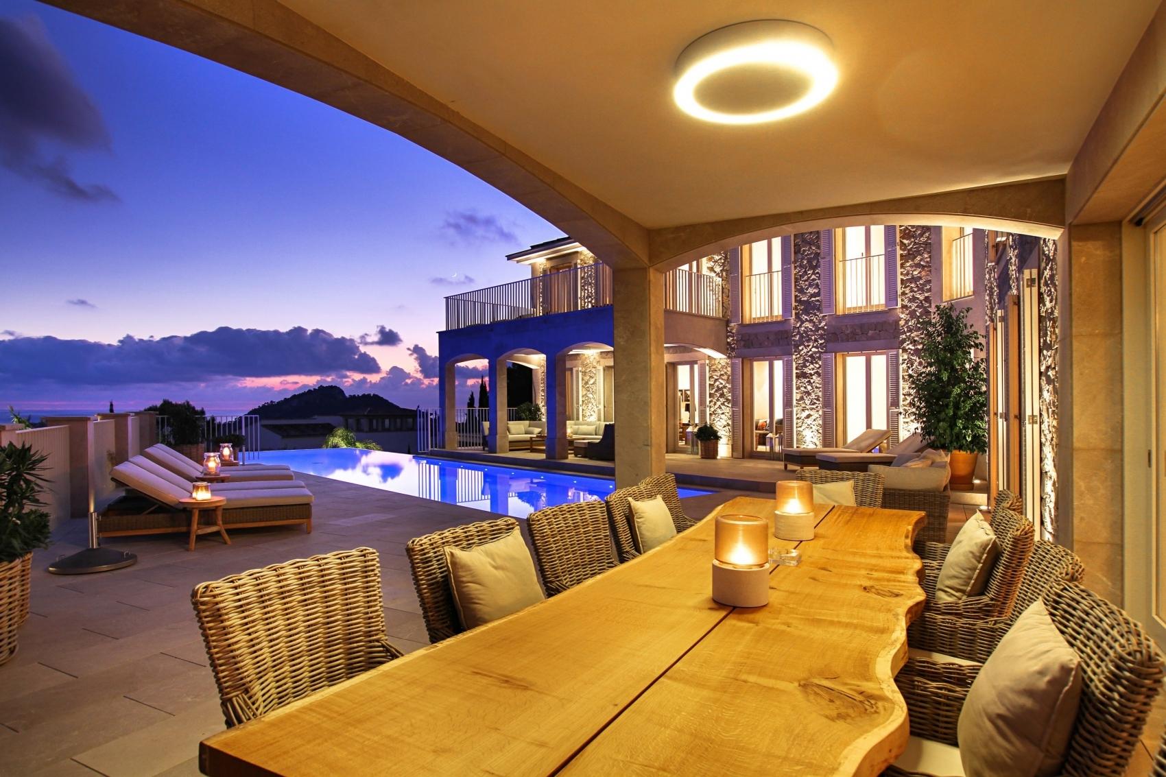 Meerblick Villa Port Andratx