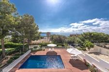 Meerblick Apartment in Cas Català Mallorca