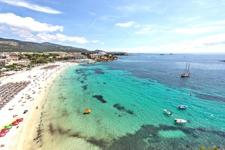 Atemberaubender Meerblick von dem Apartment in Palmanova Mallorca