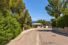 Grundstück mit Meerblick in Costa d'en Blanes Majorca zu verkaufen