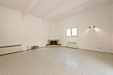 Wohnbereich mit Kamin Villa in Bendinat Mallorca zu verkaufen