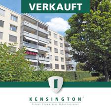 **VERKAUFT** 2.5 Zimmer Wohnung in Effretikon