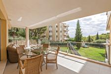 Apartment mit einer großen Terrasse in Sol de Mallorca zum Verkauf