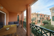 Apartament Port Adriano with balcony