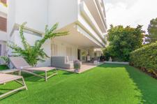 Apartment Bellresguard Puerto Pollensa mit Garten und Pool zu verkaufen