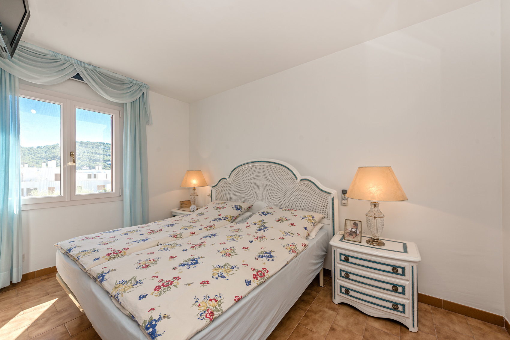 Schlafzimmer Penthouse in Port Andratx