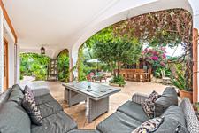 Terrasse Villa in Mallorca